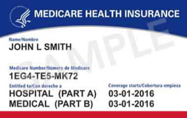 New Medicare Health Insurance Cards